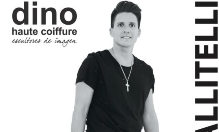 STEFANO, NUEVA FIGURA DE DINO HAUTE COIFFURE